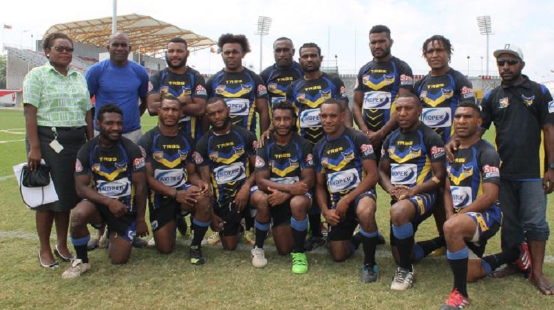 POMRFL grandfinal team