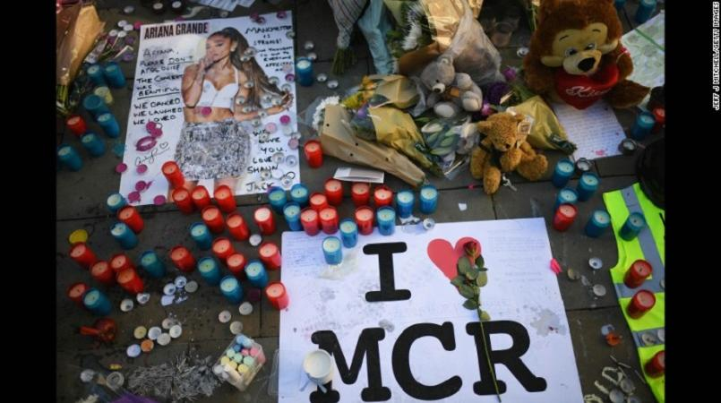 Homeless 'Hero' Charged With Stealing Bank Card On Night Of Manchester Bombing