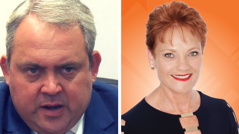 Tkachenko condemns Aust politician's statement