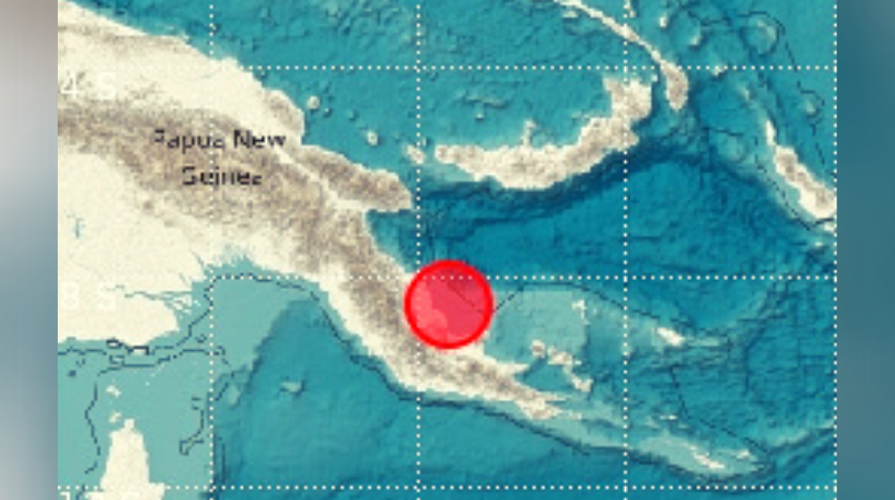 9-magnitude quake hits Papua New Guinea, tsunami warning issued