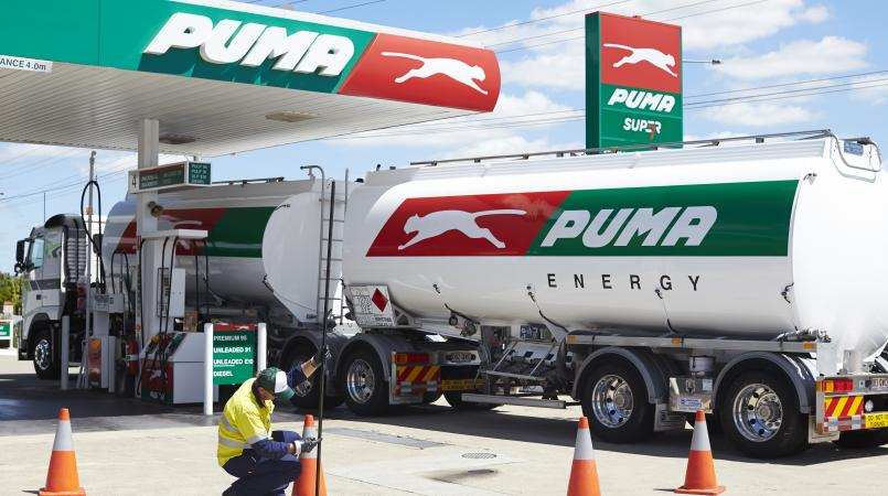 country�s fuel supplies guaranteed by puma with imports