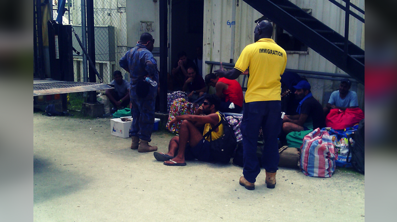 Not enough space in new Manus refugee facilities
