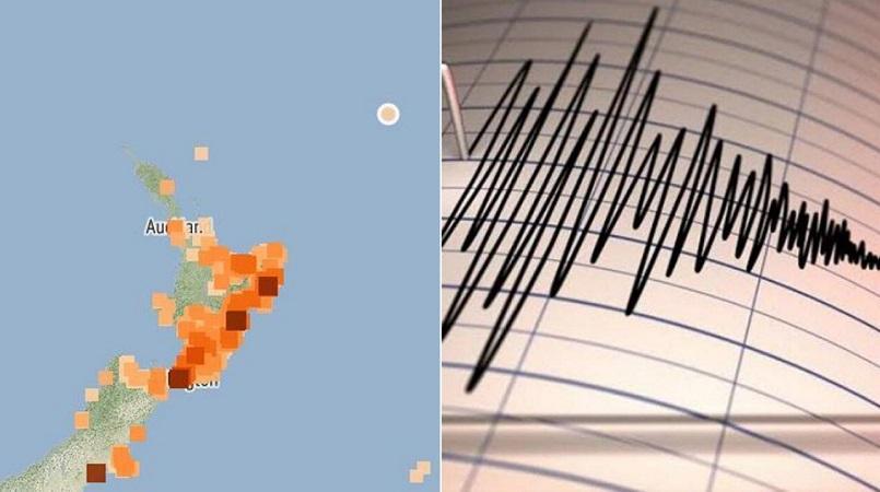 7.4-magnitude quake strikes New Zealand's coast