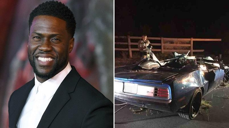 Kevin Hart requires 'extensive physical therapy' after 'serious' back injury