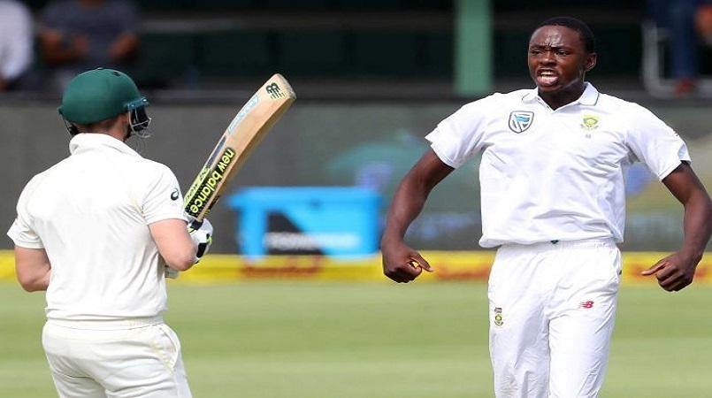 TL;DR: Rabada five-for gives South Africa first-day honours