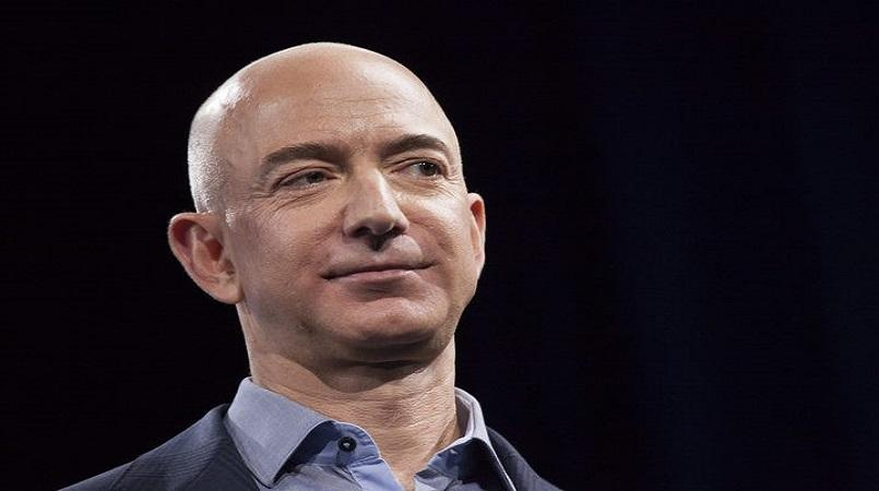 Amazon's Jeff Bezos Is The World's Richest Person