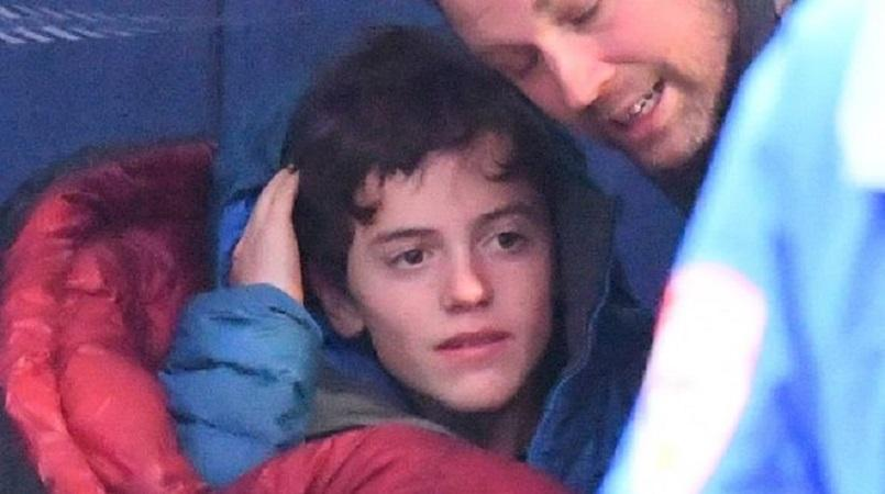 Autistic Australian teen found after spending two days in freezing Victorian bush
