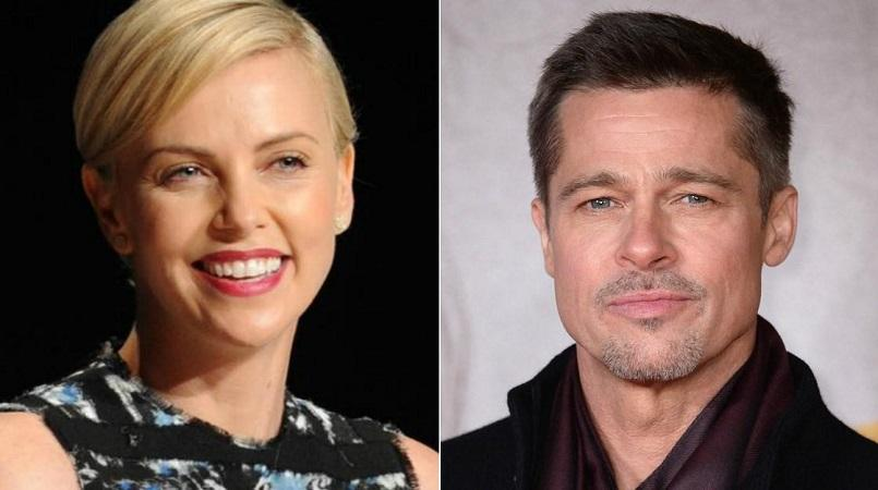 Brad Pitt & Charlize Theron are 'just friends'