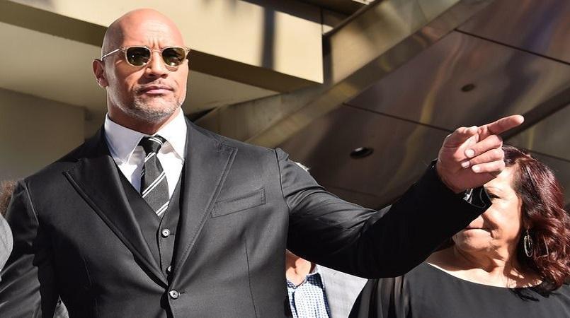 Dwayne 'The Rock' Johnson: My secret battle with depression