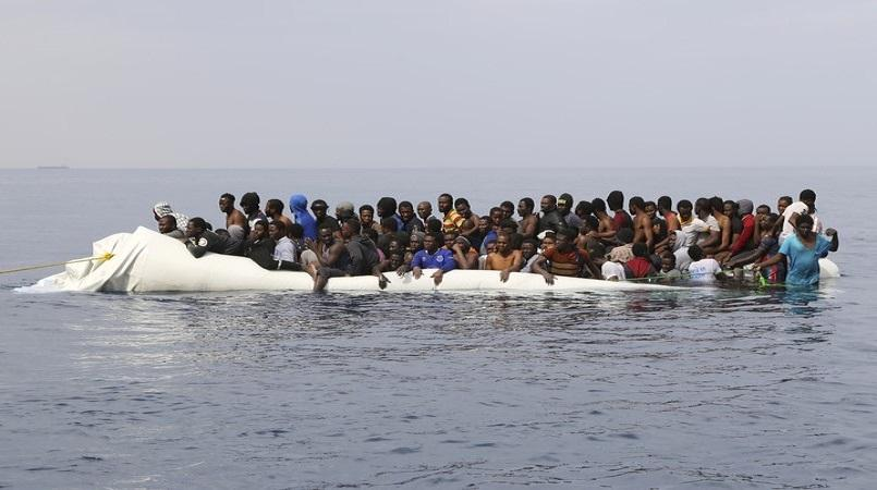 Amnesty Crticises EU's Policy on Mediterranean and Migrants