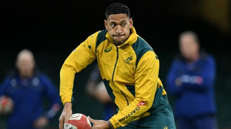 Israel Folau finds new club in Super League