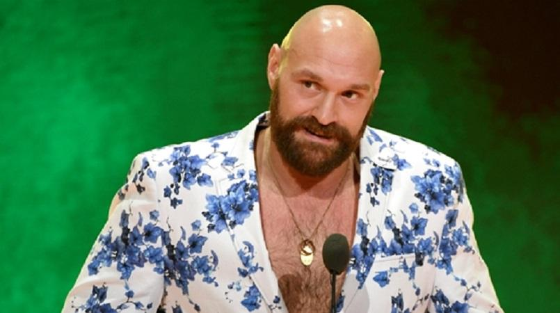 Tyson Fury's Irish Trainer Believes He's A Match For Wilder Or Joshua