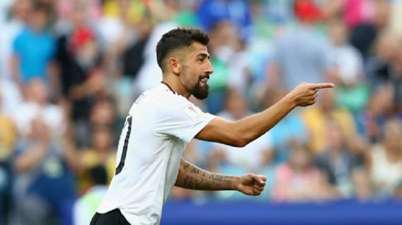 Germany reaches Confed Cup semis amid more replay confusion