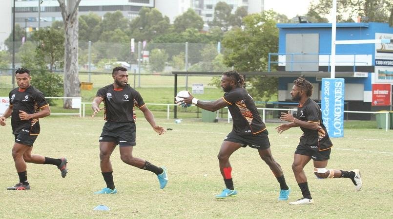 Kenya's women's rugby sevens team hopes to learn from China