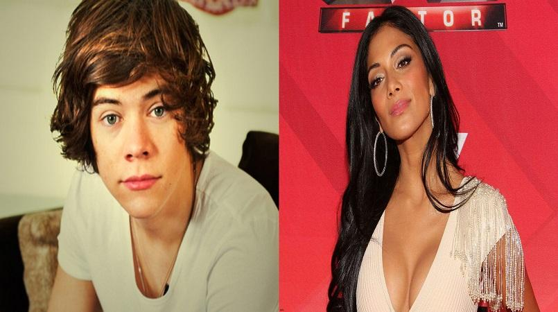 harry styles nicole scherzingers alleged secret hookups