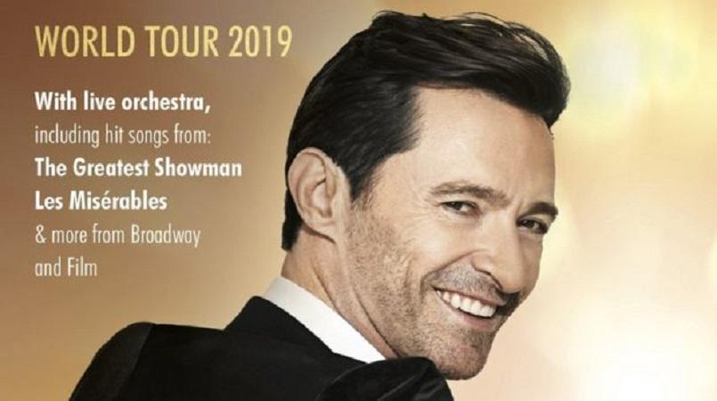 Hugh Jackman to bring one-man world tour to Pepsi Center in July