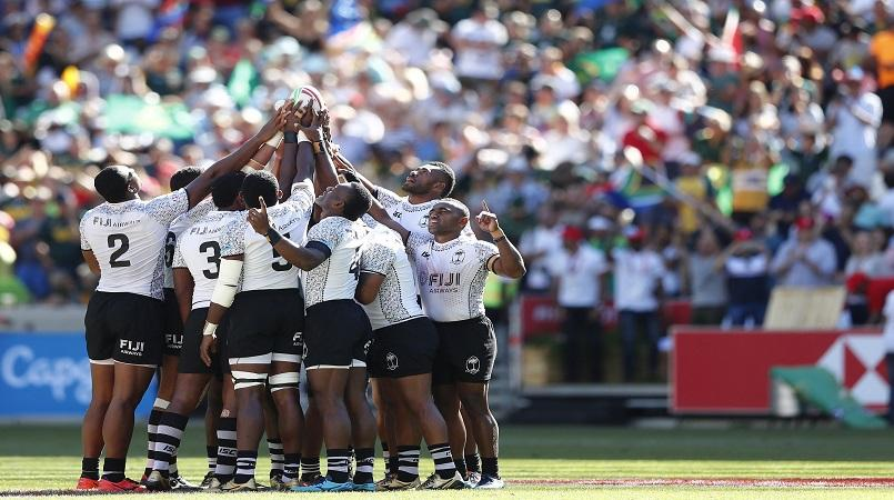 Fiji wins Cape Town 7s