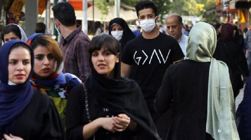 Iran records highest daily infections in second wave