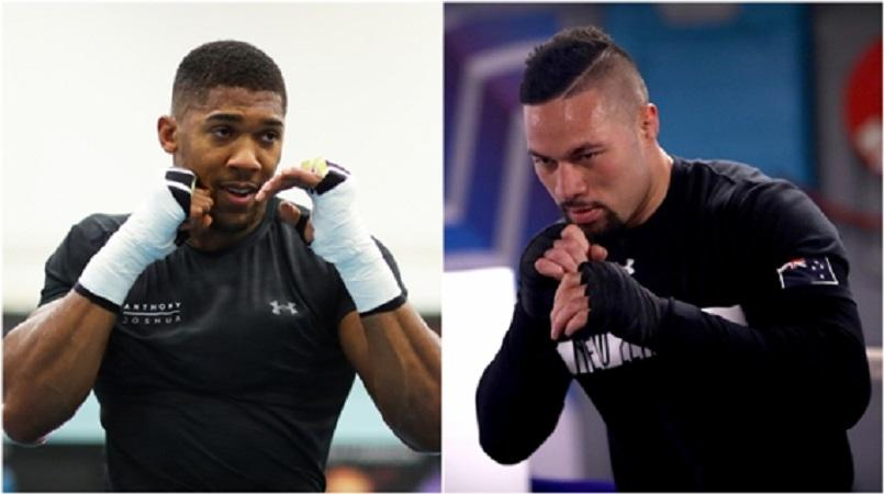 Man gets £85000 for live-streaming Anthony Joshua's fight