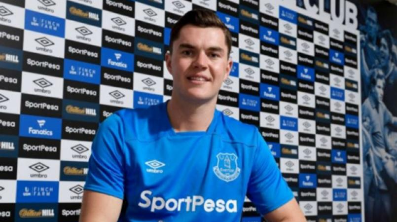 Everton attract England defender Keane on rich 5-year deal