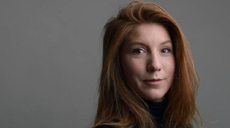 Headless torso washed on Danish shore belonged to submarine journalist