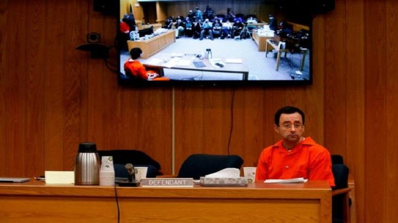 Larry Nassar Is Sentenced to Another 40 to 125 Years in Prison