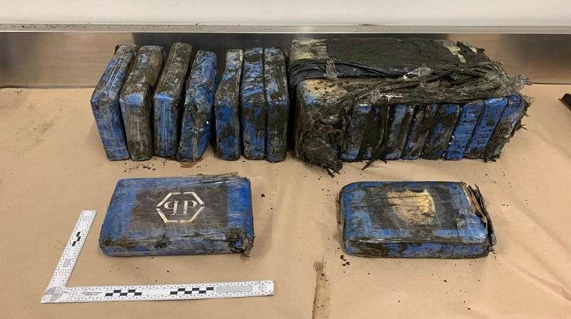 Cocaine worth millions of dollars washes up on New Zealand beach