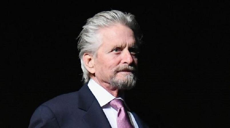 Former Employee Says Michael Douglas Fondled Himself In Front Of Her