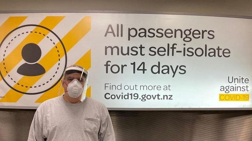 Two new cases of Covid-19 in New Zealand today