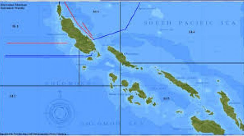 Solomon Island Weather In July