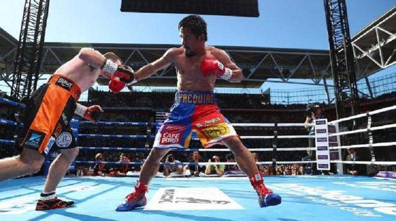 Manny Pacquiao responds to Jeff Horn victory verdict