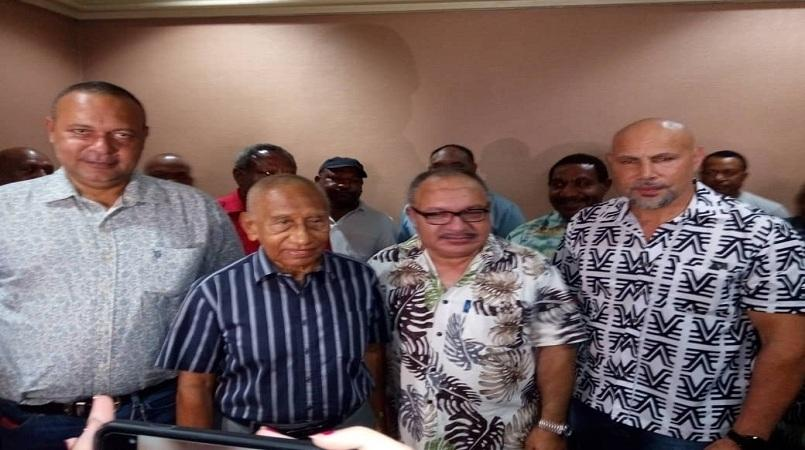 Papua New Guinea PM quits