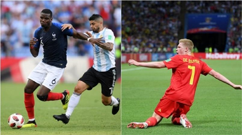 France, Belgium Clash In Mouth-Watering Semi-Final Matchup