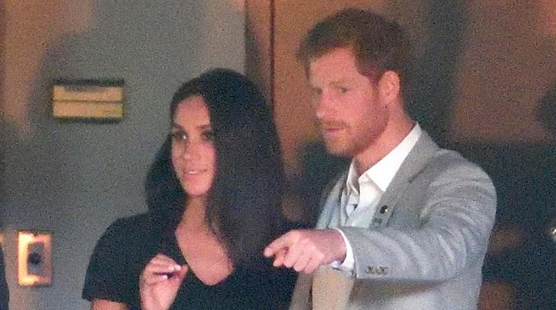Meghan Markle 'moves to London'