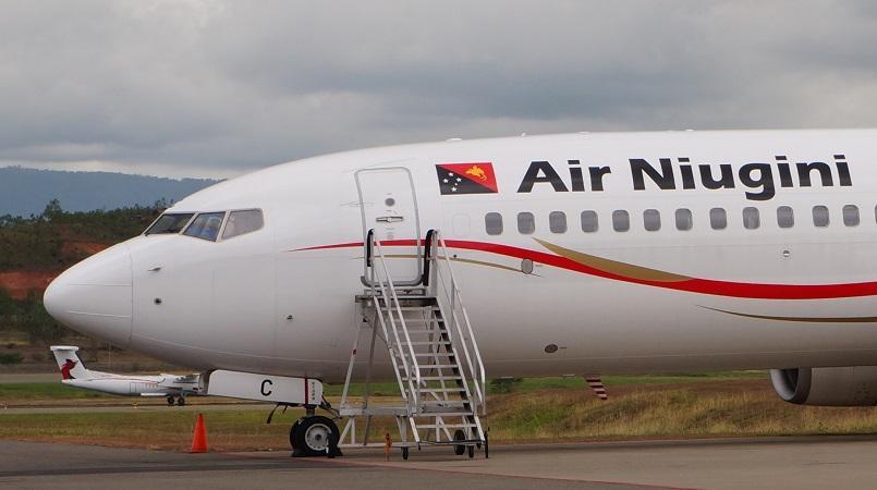 air niugini to resume flights to fiji