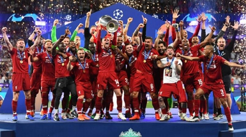 Reds dominate UEFA Champions League awards shortlists with five nominees