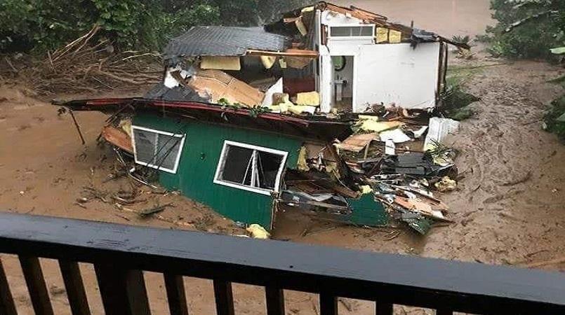 Winter Storm Warning, Flood Watch For Hawaii Island