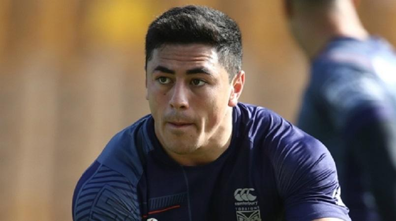 Two Warriors players remain as NRL side depart for Australia