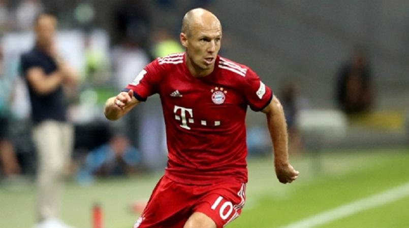 Robben confirms Bayern Munich departure