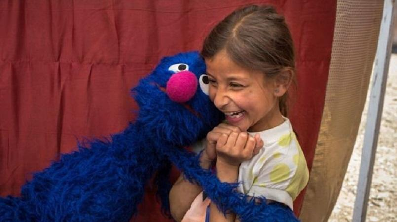 Sesame Workshop & IRC receive US$100-million grant