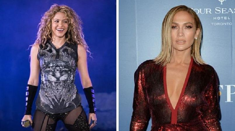 Jennifer Lopez And Shakira Will Perform At The Super Bowl Halftime