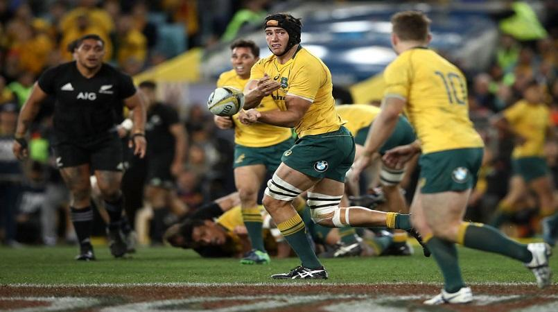 New Zealand's Dane Coles returns to face Australia in Dunedin