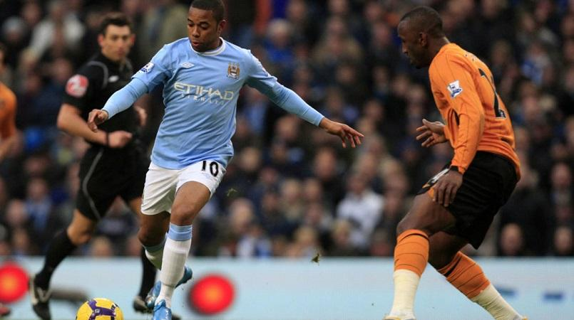 Former Manchester City star Robinho given nine year sentence over sex assault