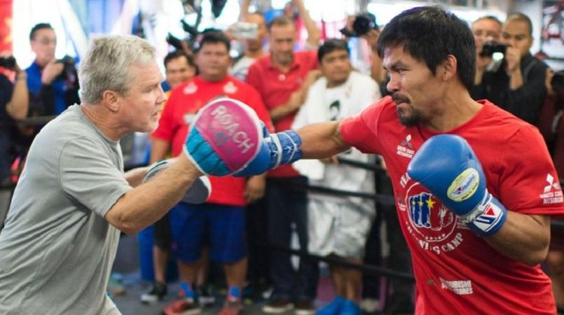 Freddie Roach 'hurt' by Manny Pacquiao snub after split