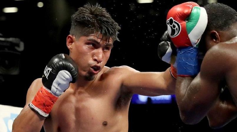 Mikey Garcia vs. Sergey Lipinets - CompuBox Punch Stats