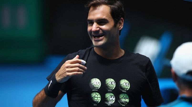 I'm not 100 percent: Federer plays down Australian Open title hopes