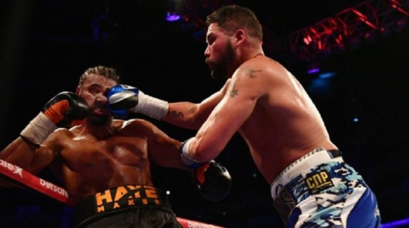 Tony Bellew v David Haye rematch rescheduled for May 5th