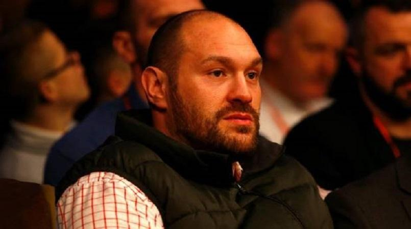 Tyson Fury appears to call time on boxing career