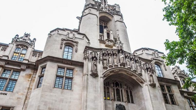 UK Supreme Court rejects womans appeal in divorce case
