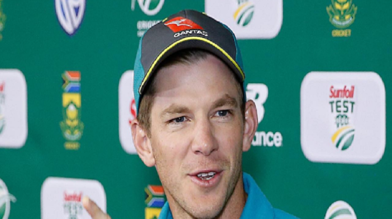 Australia captain Paine: We'll tone down sledging